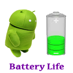 batterylife of android