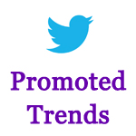 Why Promoted Trends trending on Twitter